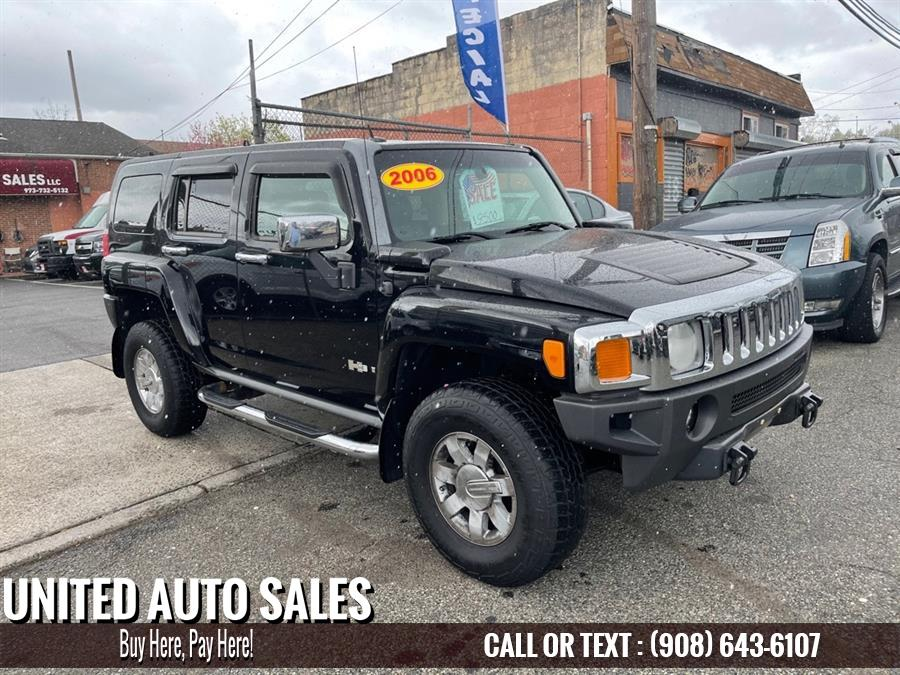 Used 2006 Hummer H3 in Newark, New Jersey | United Auto Sale. Newark, New Jersey