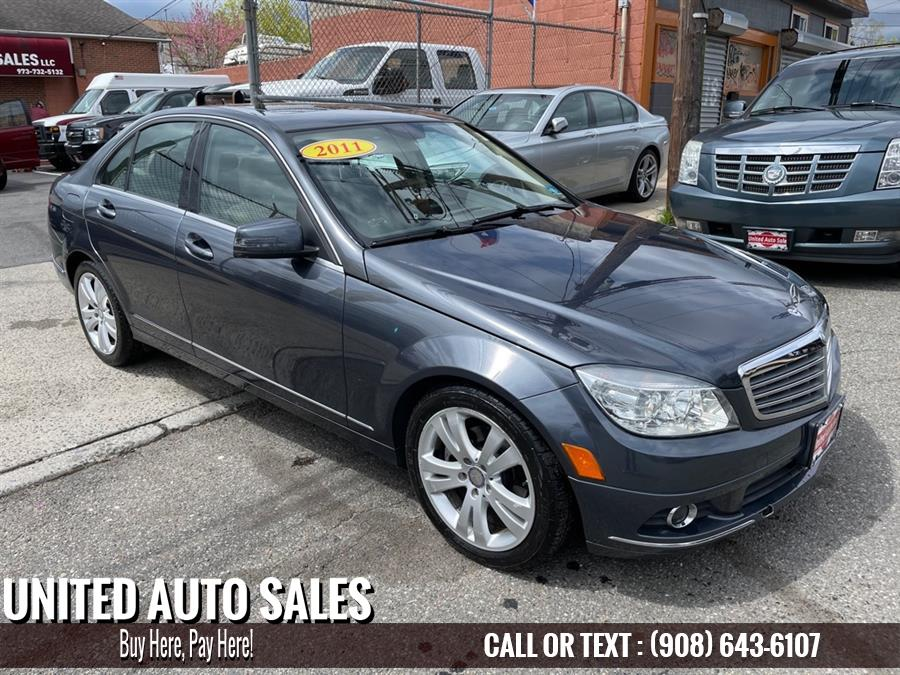 Used 2011 Mercedes-benz C-class in Newark, New Jersey | United Auto Sale. Newark, New Jersey