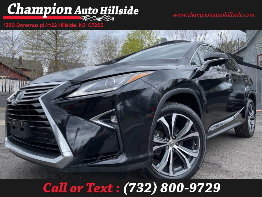 Used 2017 Lexus RX in Hillside, New Jersey | Champion Auto Hillside. Hillside, New Jersey