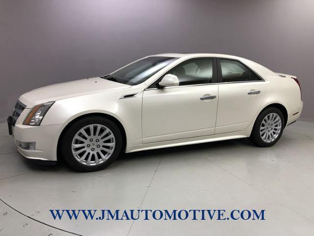 Used 2011 Cadillac Cts in Naugatuck, Connecticut | J&M Automotive Sls&Svc LLC. Naugatuck, Connecticut