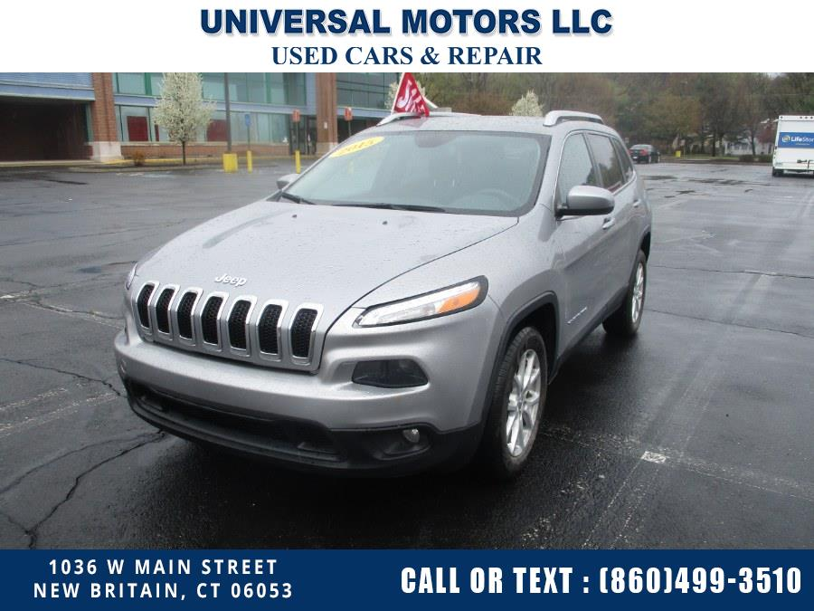 Used Jeep Cherokee 4dr Latitude 2015 | Universal Motors LLC. New Britain, Connecticut