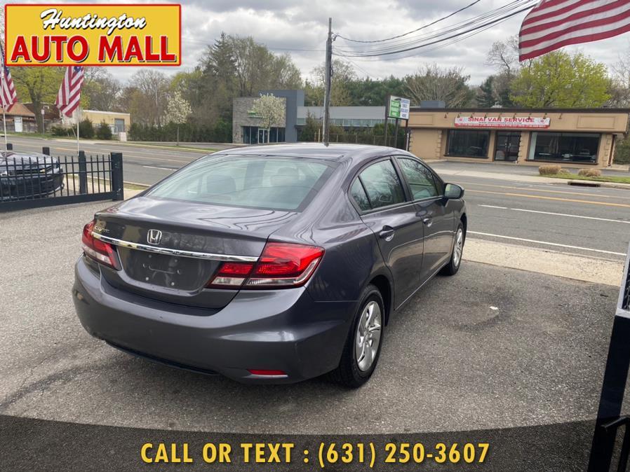 Used Honda Civic Sedan 4dr CVT LX 2015 | Huntington Auto Mall. Huntington Station, New York