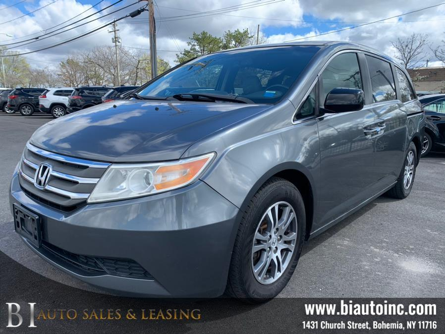 Used Honda Odyssey 5dr EX-L w/Navi 2012   B I Auto Sales. Bohemia, New York