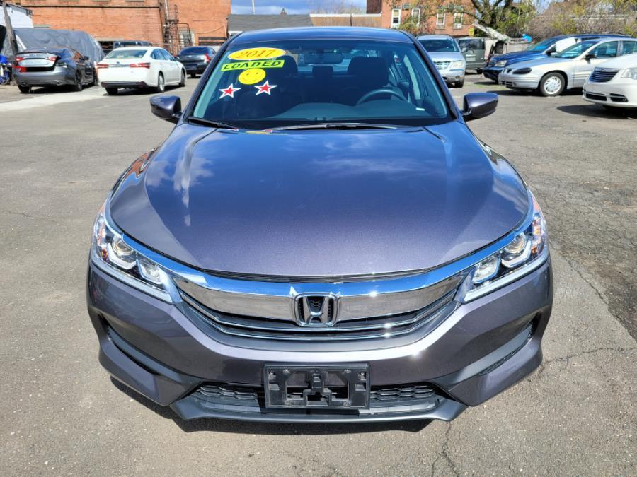 Used Honda Accord Sedan LX CVT 2017 | Affordable Motors Inc. Bridgeport, Connecticut