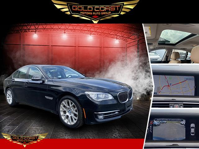 Used BMW 7 Series 4dr Sdn 750i xDrive AWD 2015 | Sunrise Auto Outlet. Amityville, New York