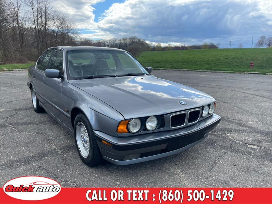 Used 1995 BMW 5 Series in Bristol, Connecticut | Quick Auto LLC. Bristol, Connecticut