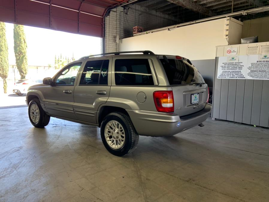 Used Jeep Grand Cherokee 4dr Limited 2002 | U Save Auto Auction. Garden Grove, California