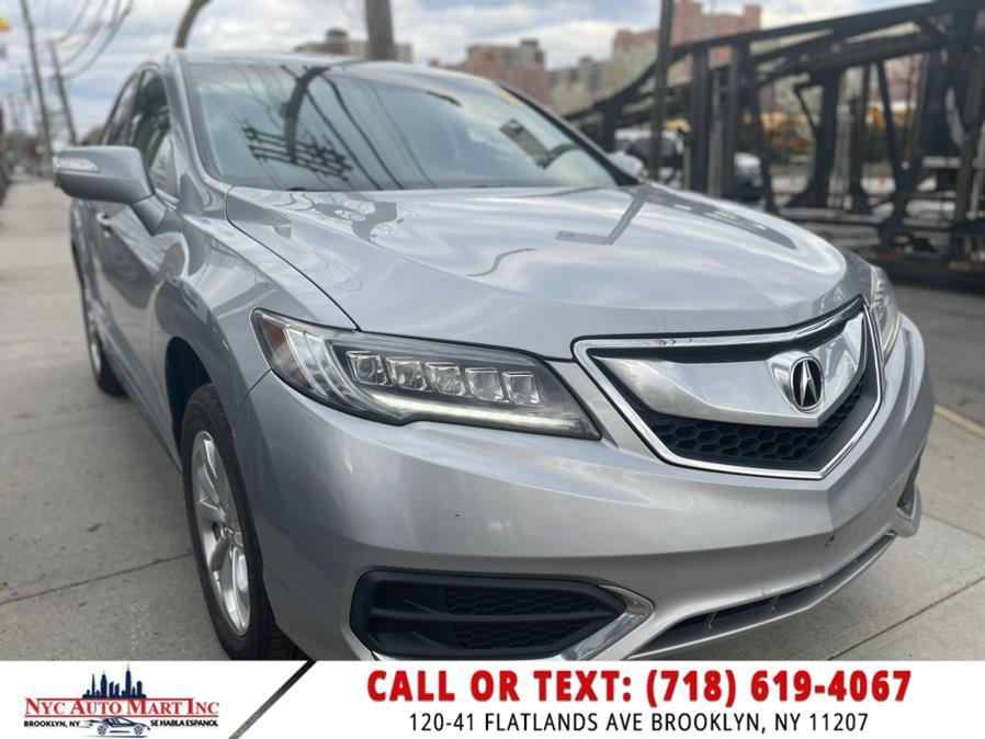 Used 2017 Acura RDX in Brooklyn, New York | NYC Automart Inc. Brooklyn, New York