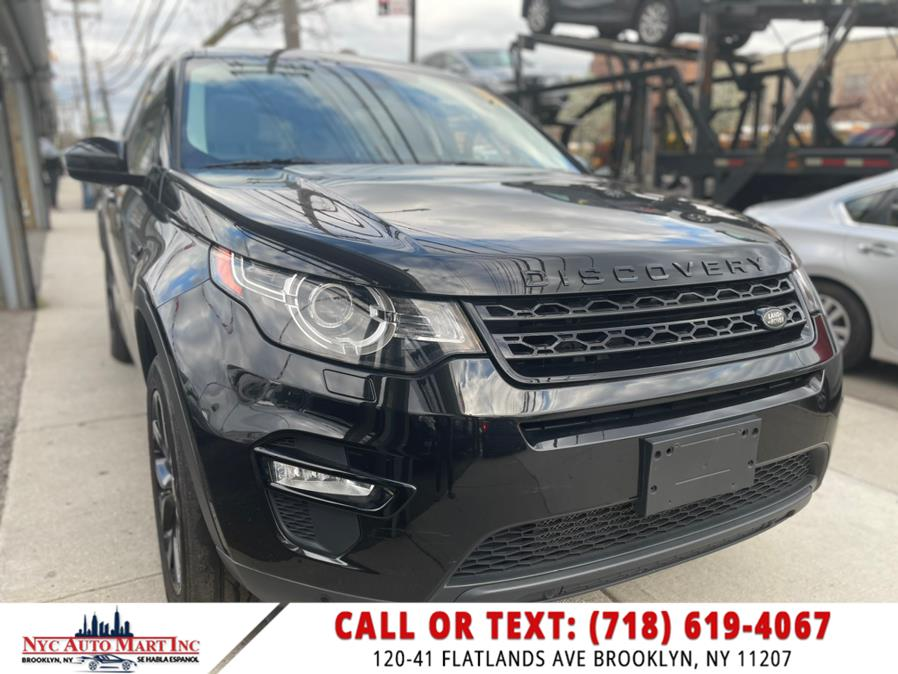 Used Land Rover Discovery Sport AWD 4dr HSE 2016 | NYC Automart Inc. Brooklyn, New York