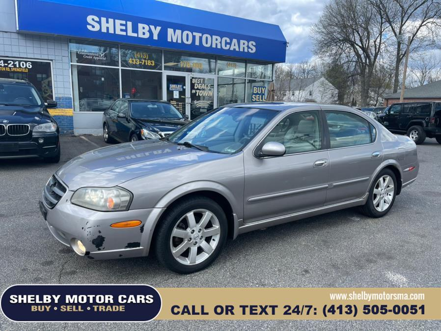 Used 2003 Nissan Maxima in Springfield, Massachusetts | Shelby Motor Cars . Springfield, Massachusetts