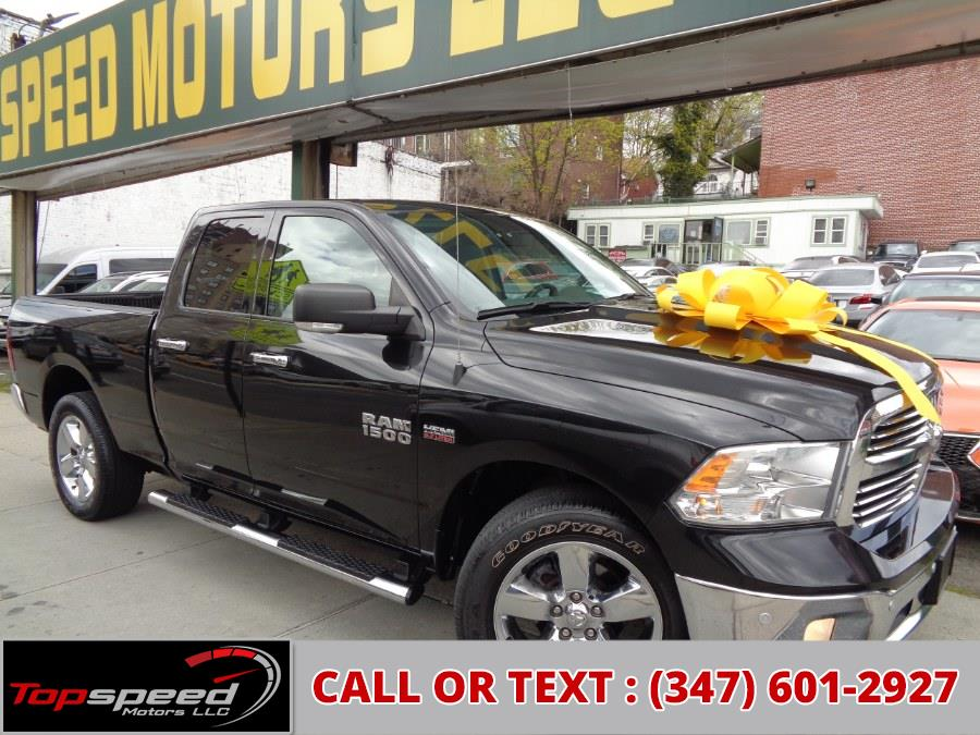 Used 2017 Ram 1500 Big Horn 5.7L HEMI in Jamaica, New York | Top Speed Motors LLC. Jamaica, New York