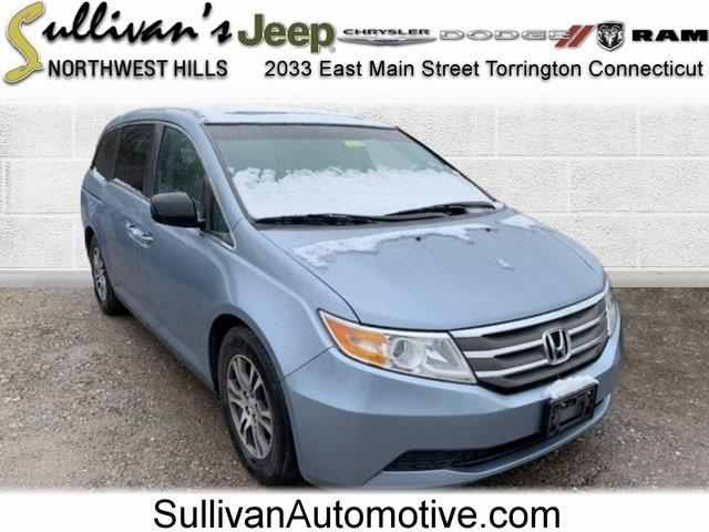 Used 2011 Honda Odyssey in Avon, Connecticut | Sullivan Automotive Group. Avon, Connecticut
