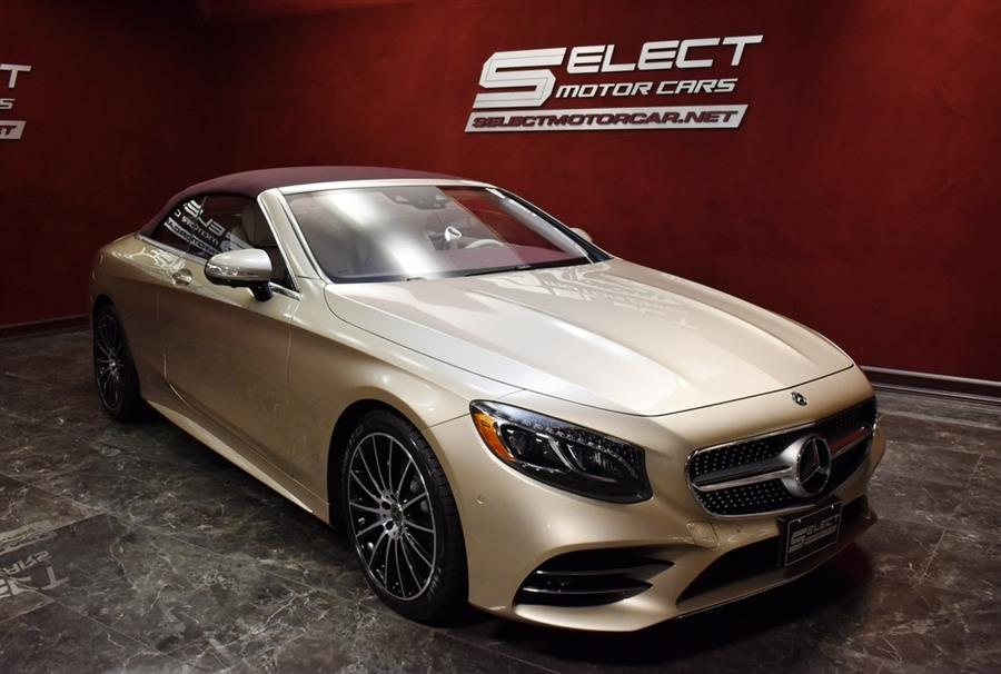Used Mercedes-benz S-class S 560 2019   Select Motor Cars. Deer Park, New York