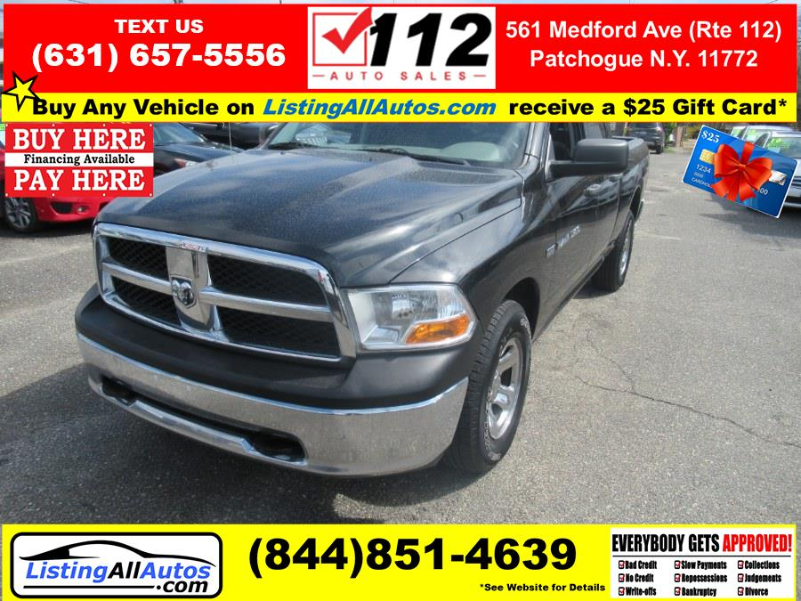 Used 2011 Ram 1500 in Patchogue, New York | www.ListingAllAutos.com. Patchogue, New York