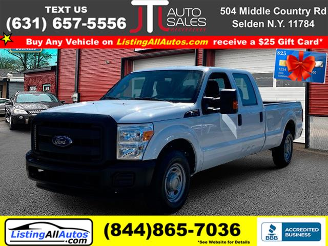 Used 2015 Ford Super Duty F-250 Srw in Patchogue, New York | www.ListingAllAutos.com. Patchogue, New York