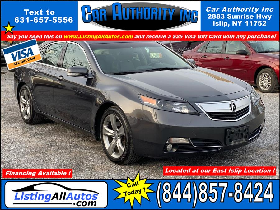 Used Acura Tl SH AWD w/Tech 4dr Sedan 6A w/Technology Package 2013 | www.ListingAllAutos.com. Patchogue, New York