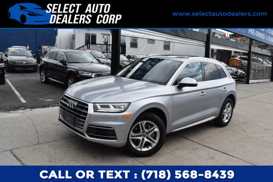 Used Audi Q5 2.0 TFSI Premium Plus 2018   Select Auto Dealers Corp. Brooklyn, New York