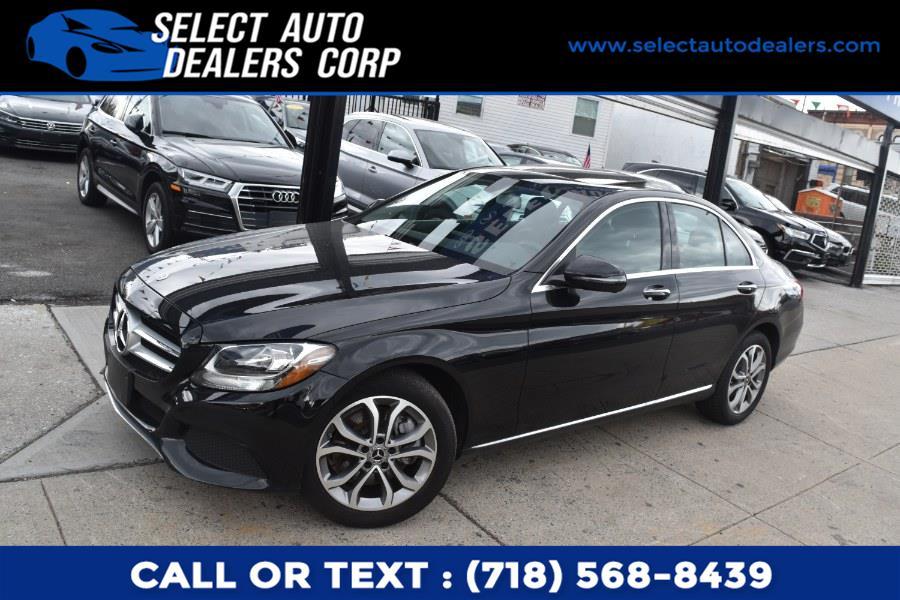 Used Mercedes-Benz C-Class C 300 4MATIC Sedan 2018 | Select Auto Dealers Corp. Brooklyn, New York