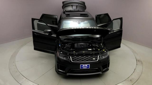 Used Land Rover Range Rover Sport V6 Supercharged HSE 2018 | J&M Automotive Sls&Svc LLC. Naugatuck, Connecticut