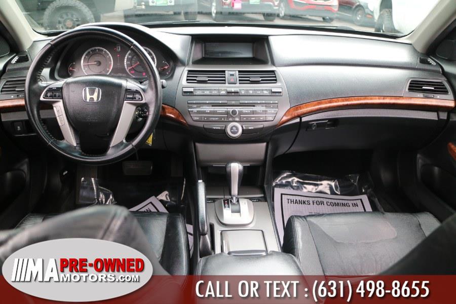 Used Honda Accord SEDAN 4dr I4 Auto EX-L 2011   M & A Motors. Huntington, New York