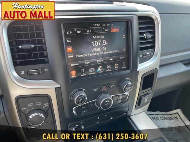 "Used Ram 1500 4WD Crew Cab 140.5"" Big Horn 2013 | Huntington Auto Mall. Huntington Station, New York"