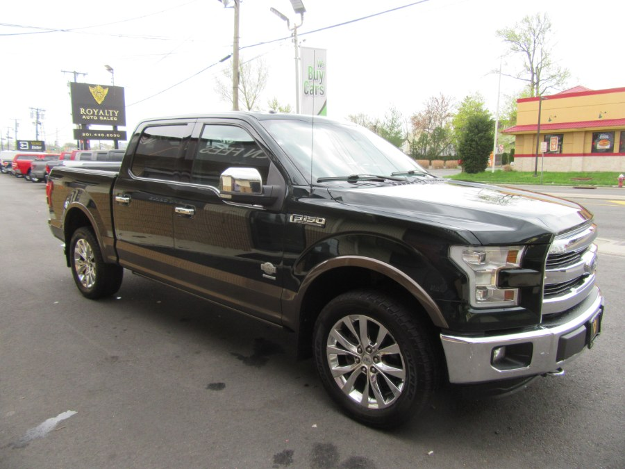 "Used Ford F-150 4WD SuperCrew 145"" King Ranch 2015 