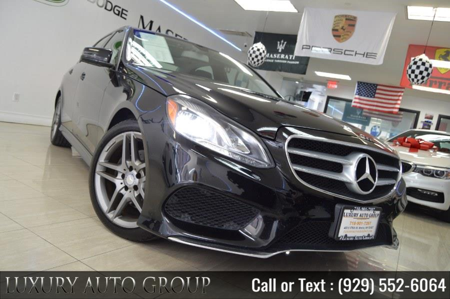 Used 2014 Mercedes-Benz E-Class in Bronx, New York | Luxury Auto Group. Bronx, New York