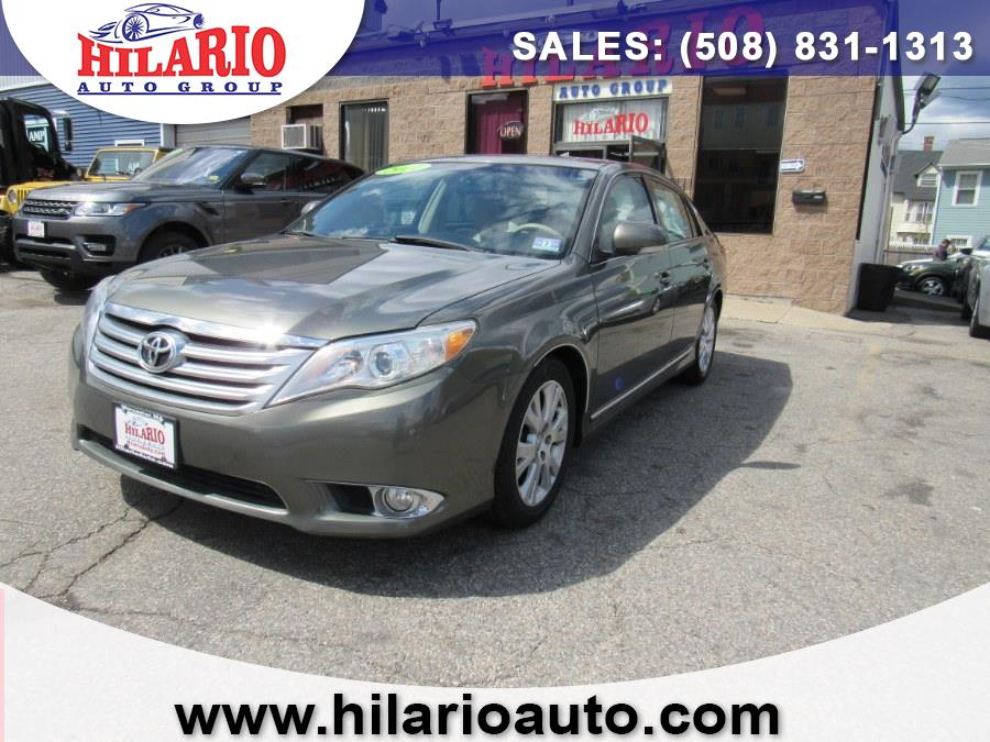 Used Toyota Avalon Limited 2011 | Hilario's Auto Sales Inc.. Worcester, Massachusetts