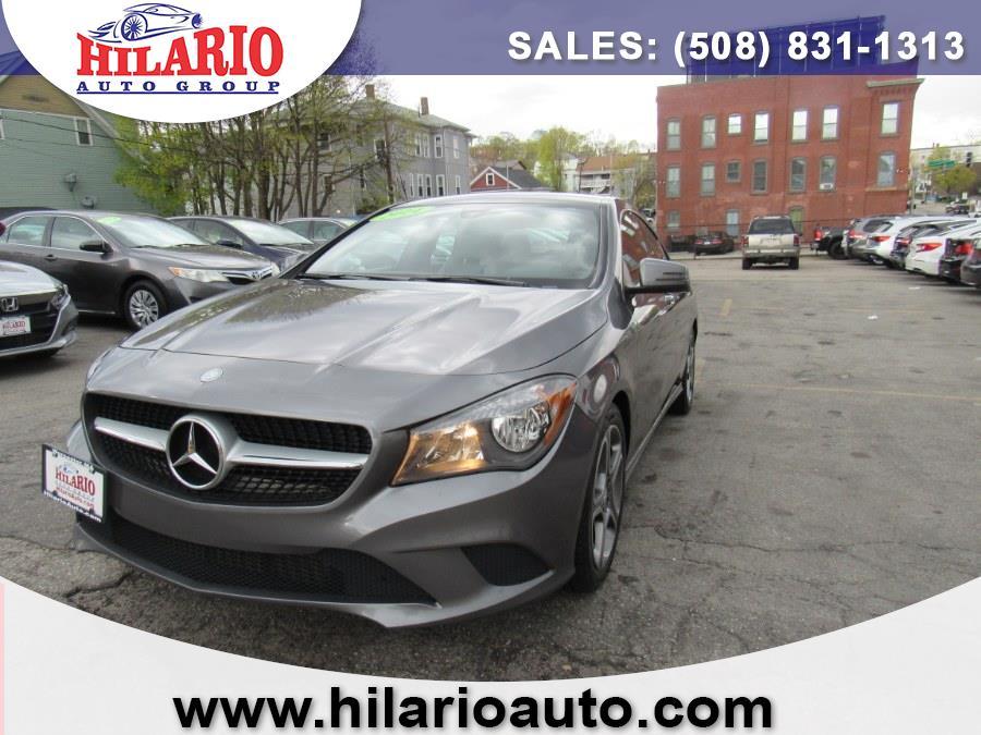 Used 2014 Mercedes-Benz CLA-Class in Worcester, Massachusetts | Hilario's Auto Sales Inc.. Worcester, Massachusetts