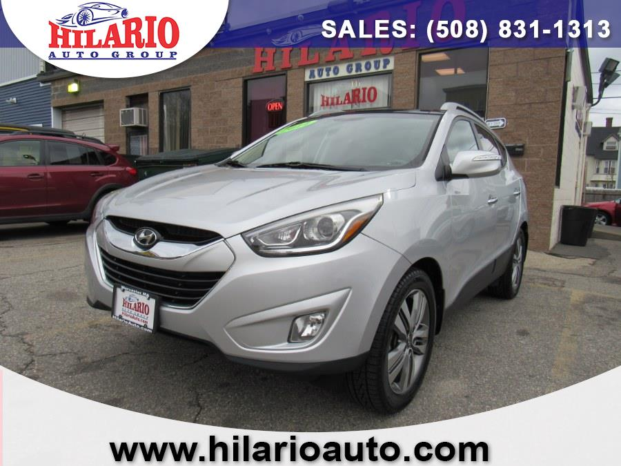 Used 2014 Hyundai Tucson in Worcester, Massachusetts | Hilario's Auto Sales Inc.. Worcester, Massachusetts