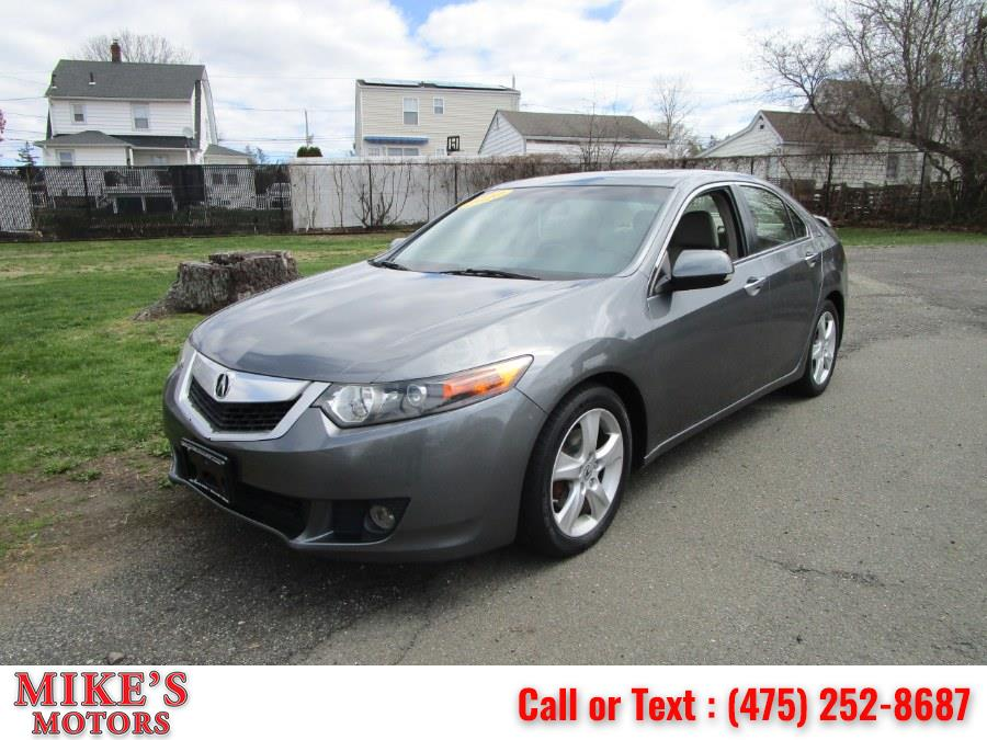 Used 2010 Acura TSX in Stratford, Connecticut | Mike's Motors LLC. Stratford, Connecticut
