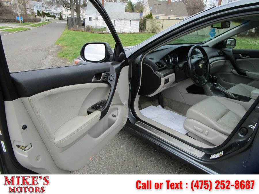 Used Acura TSX 4dr Sdn I4 Auto 2010 | Mike's Motors LLC. Stratford, Connecticut