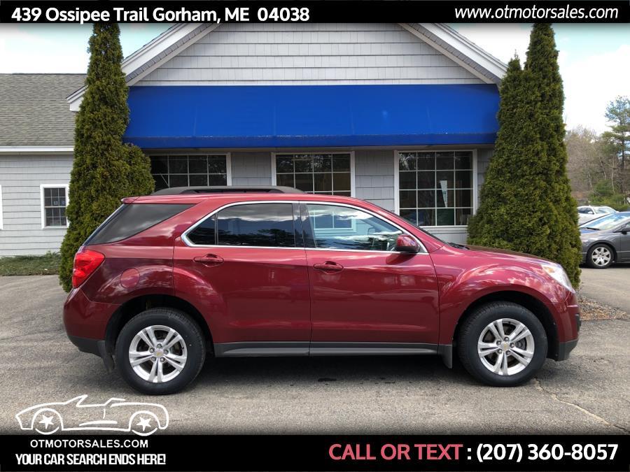 Used 2011 Chevrolet Equinox in Gorham, Maine | Ossipee Trail Motor Sales. Gorham, Maine