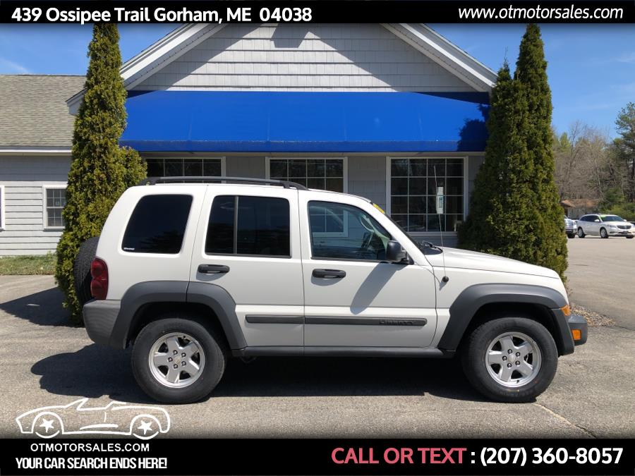Used 2006 Jeep Liberty in Gorham, Maine | Ossipee Trail Motor Sales. Gorham, Maine