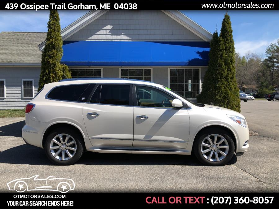 Used 2013 Buick Enclave in Gorham, Maine | Ossipee Trail Motor Sales. Gorham, Maine