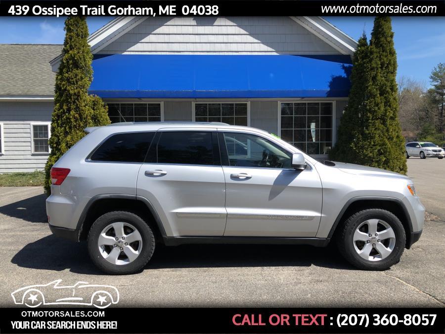 Used 2012 Jeep Grand Cherokee in Gorham, Maine | Ossipee Trail Motor Sales. Gorham, Maine