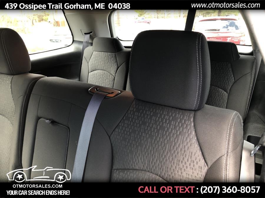 Used GMC Acadia AWD 4dr SLE w/SLE-1 2015 | Ossipee Trail Motor Sales. Gorham, Maine