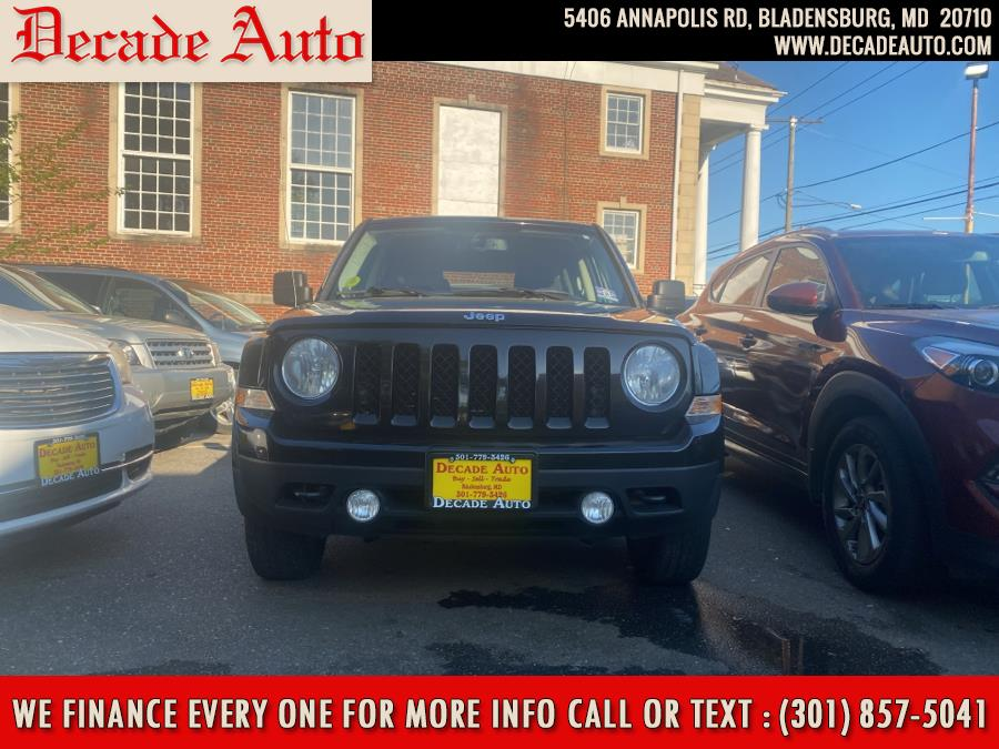 Used 2012 Jeep Patriot in Bladensburg, Maryland | Decade Auto. Bladensburg, Maryland