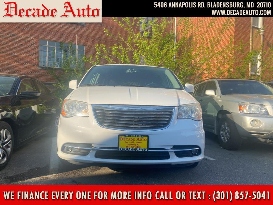 Used 2013 Chrysler Town & Country in Bladensburg, Maryland | Decade Auto. Bladensburg, Maryland