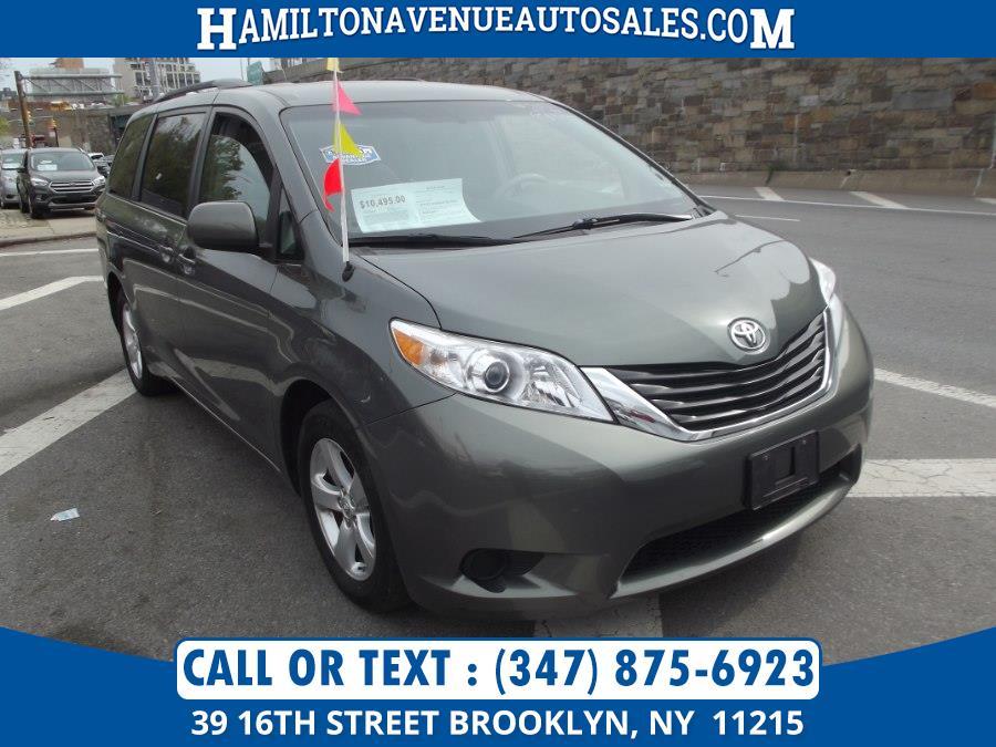 Used Toyota Sienna LE 2013 | Hamilton Avenue Auto Sales DBA Nyautoauction.com. Brooklyn, New York