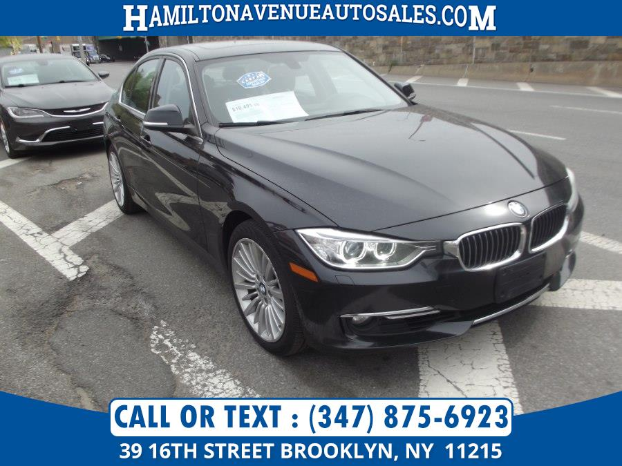 Used BMW 3 Series 4dr Sdn 328i xDrive AWD SULEV 2013 | Hamilton Avenue Auto Sales DBA Nyautoauction.com. Brooklyn, New York