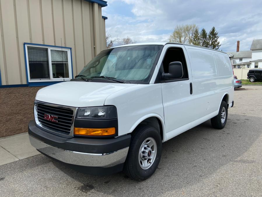 Used 2019 GMC Savana Cargo Van in East Windsor, Connecticut | Century Auto And Truck. East Windsor, Connecticut