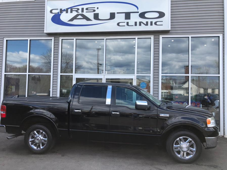 Used 2006 Ford F-150 in Plainville, Connecticut | Chris's Auto Clinic. Plainville, Connecticut