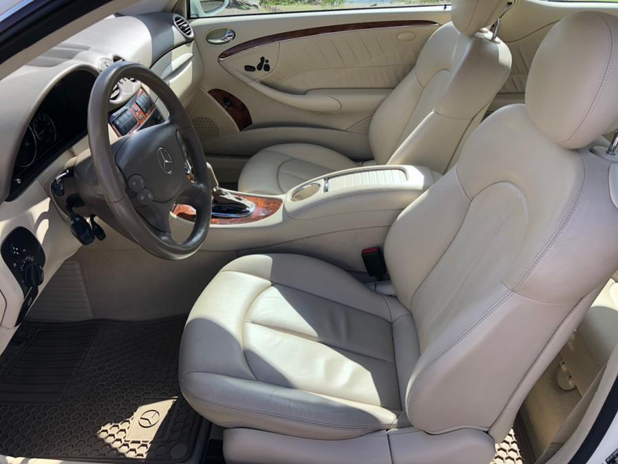 Used Mercedes-Benz CLK-Class 2dr Coupe 3.5L 2007 | Chris's Auto Clinic. Plainville, Connecticut