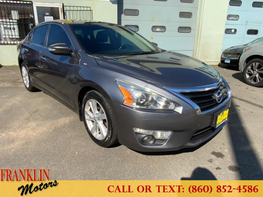 Used 2015 Nissan Altima in Hartford, Connecticut | Franklin Motors Auto Sales LLC. Hartford, Connecticut