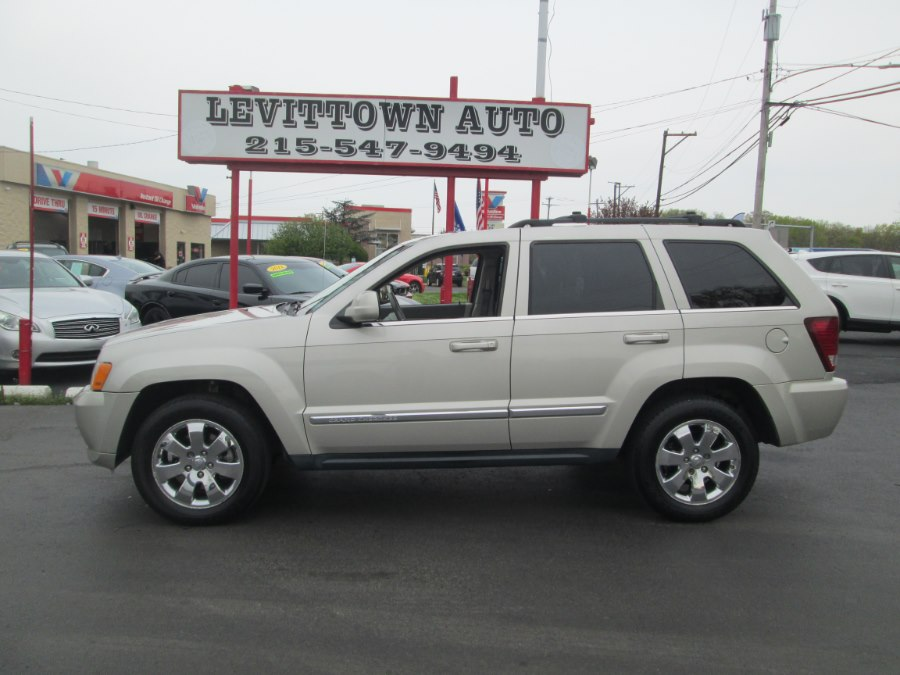 Used 2008 Jeep Grand Cherokee in Levittown, Pennsylvania | Levittown Auto. Levittown, Pennsylvania
