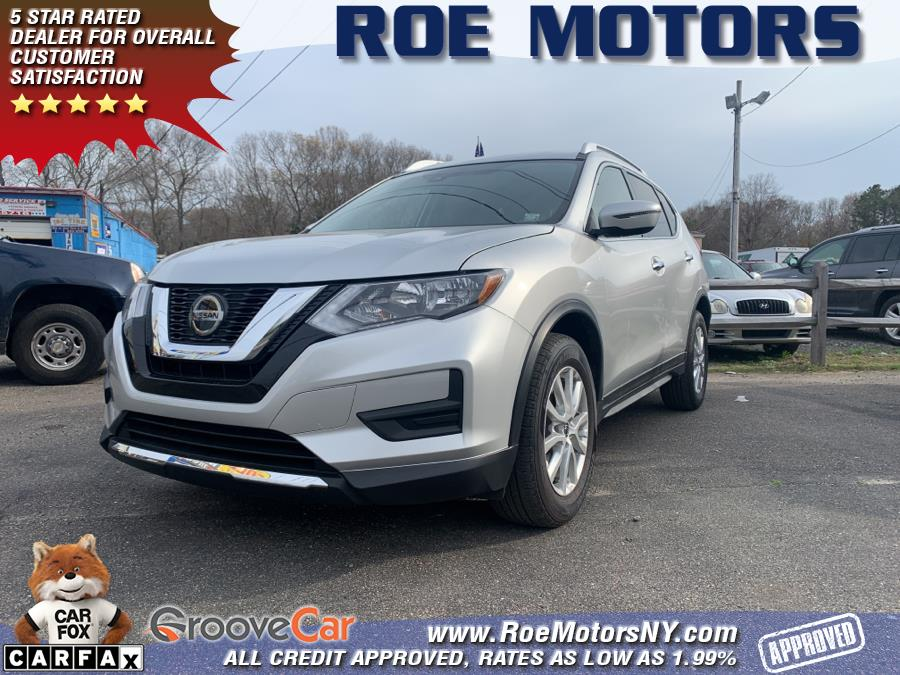 Used 2020 Nissian Rogue in Shirley, New York | Roe Motors Ltd. Shirley, New York