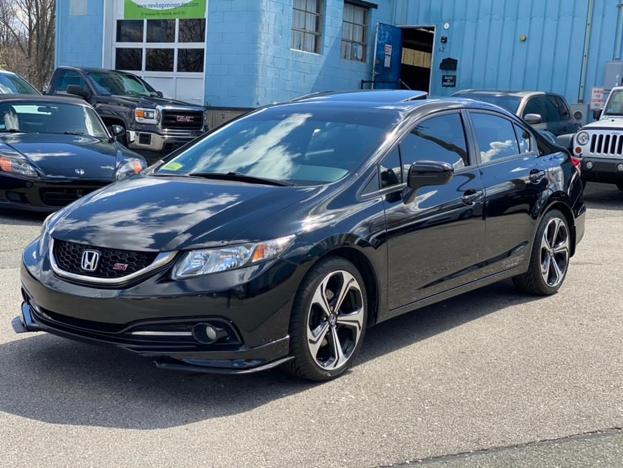 Used 2015 Honda Civic Sedan in Ashland , Massachusetts | New Beginning Auto Service Inc . Ashland , Massachusetts