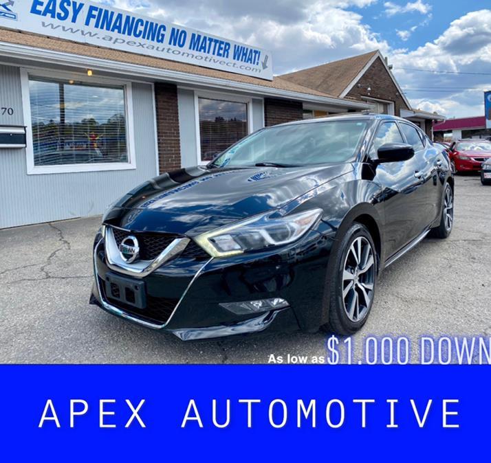 Used Nissan Maxima 4dr Sdn 3.5 SV 2016 | Apex  Automotive. Waterbury, Connecticut