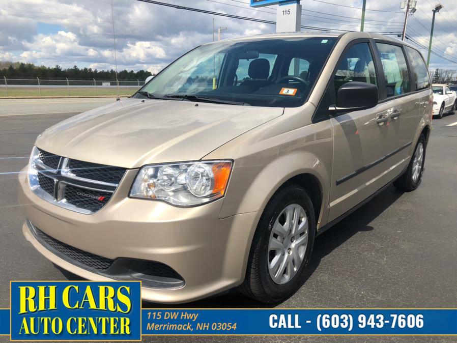 Used Dodge Grand Caravan SE 2015 | RH Cars LLC. Merrimack, New Hampshire